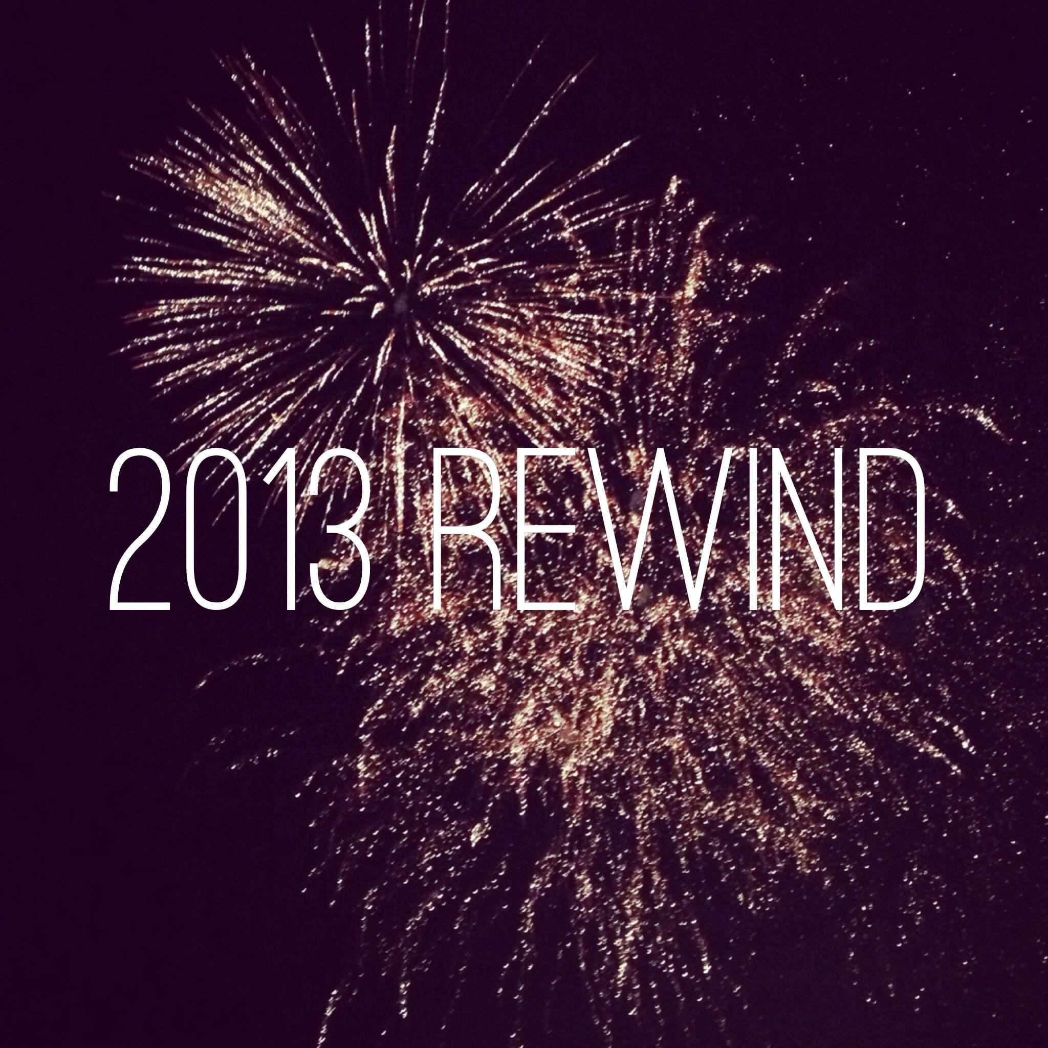 2013 Rewind