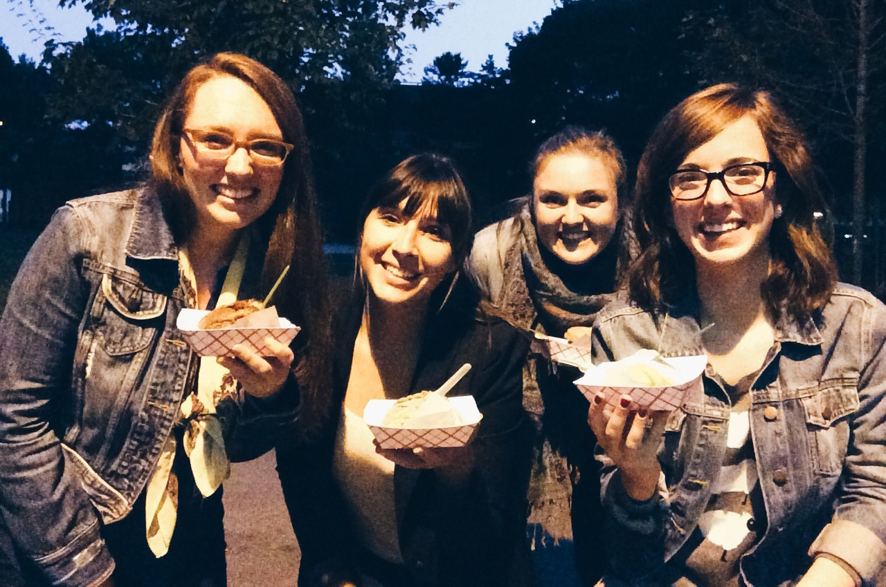 Birthday Ice Cream Sandwiches!