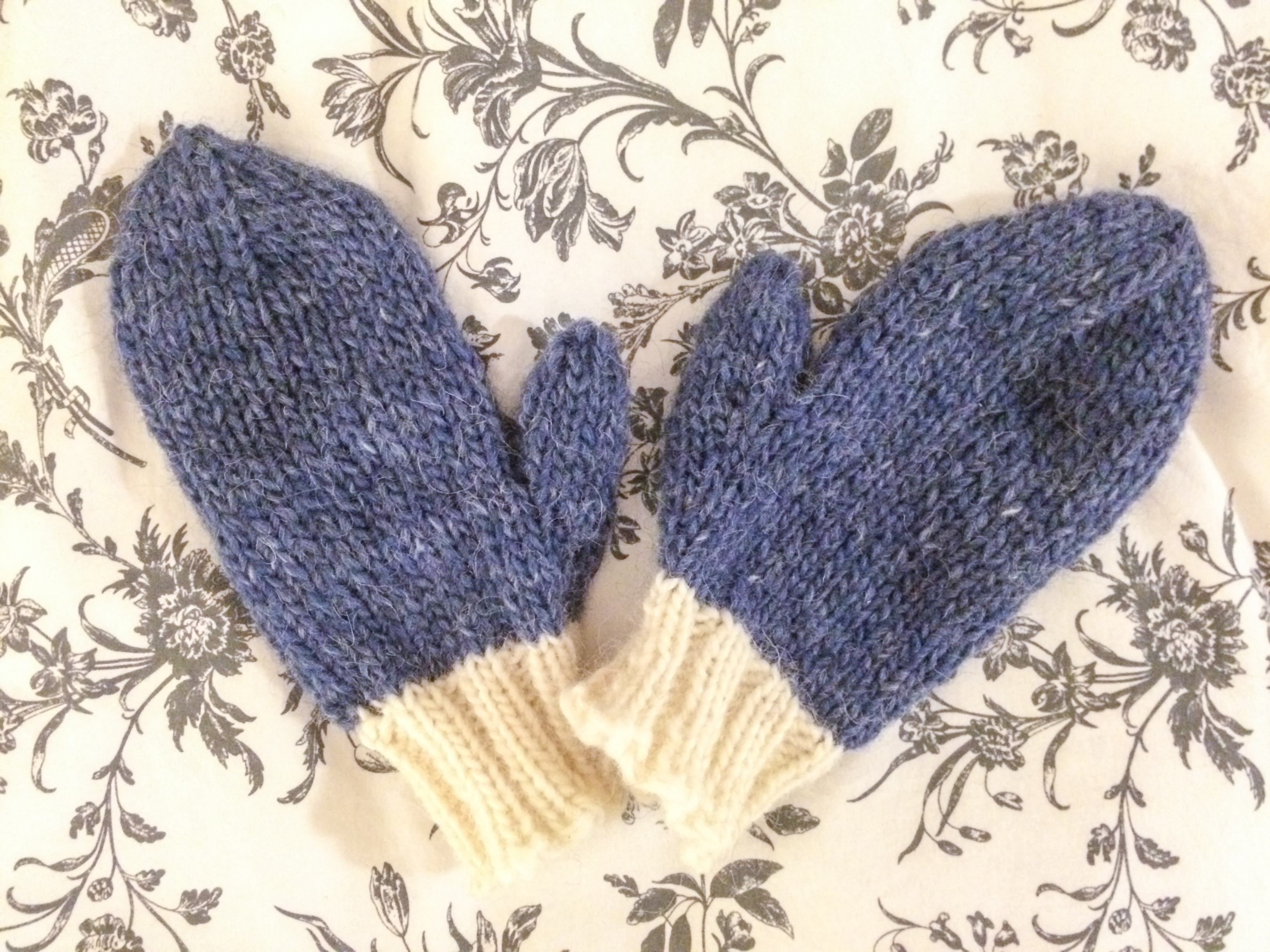 My Mitts!