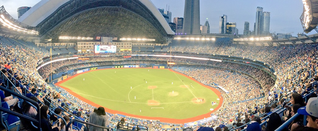 That skydome tho