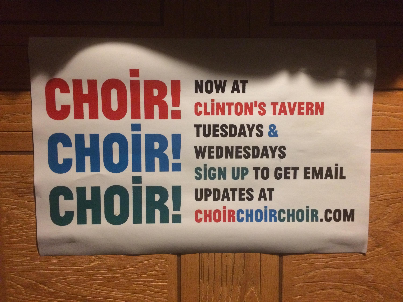 Choir!