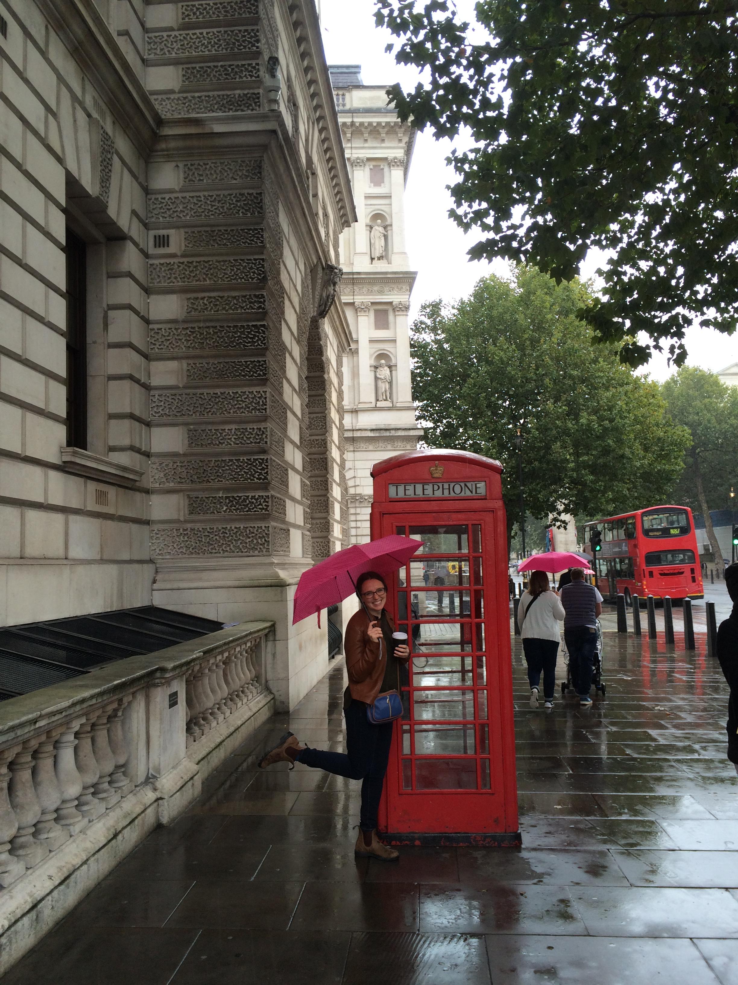 Touristy tourist