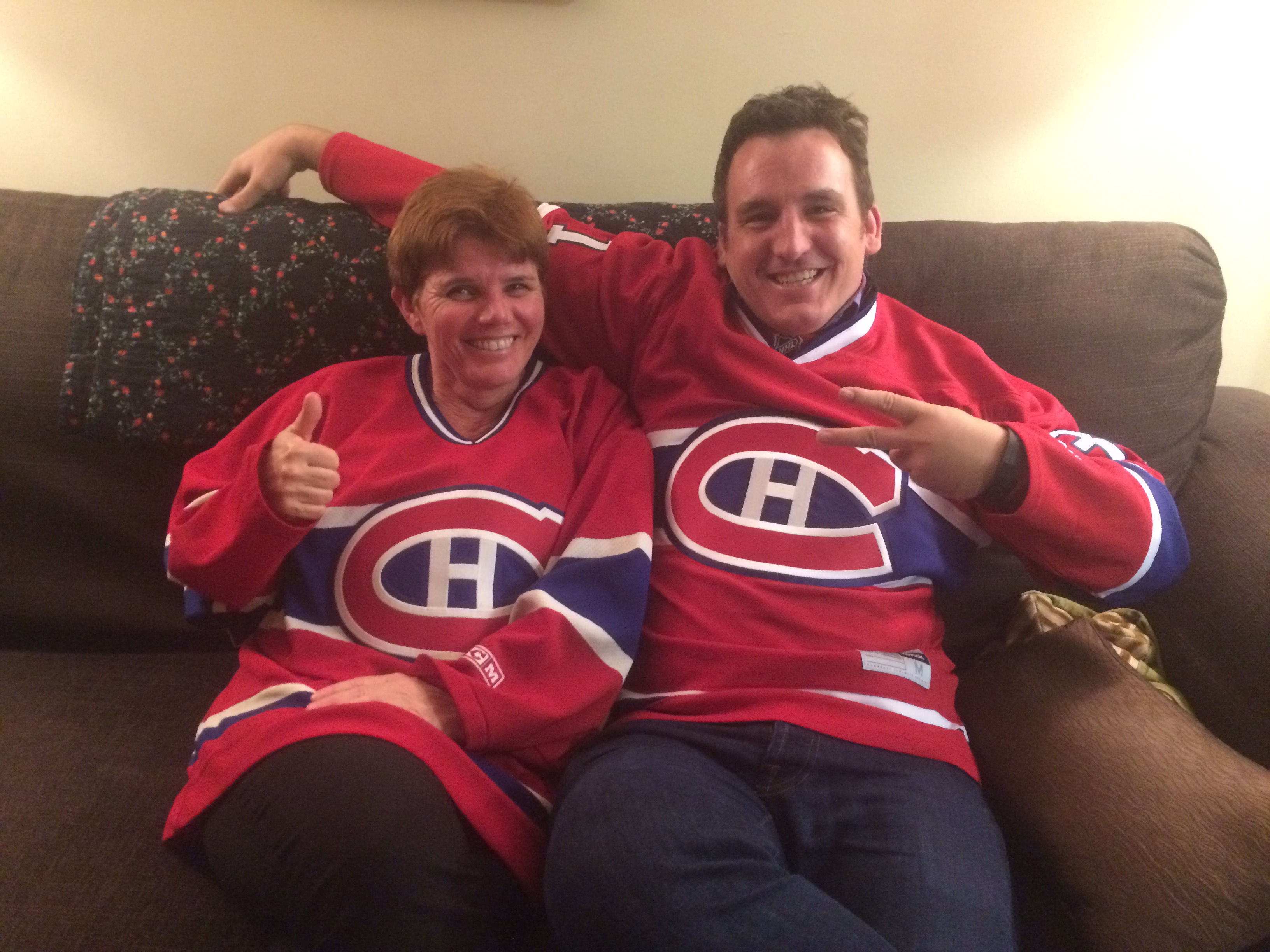 Thanksgiving Habs fans