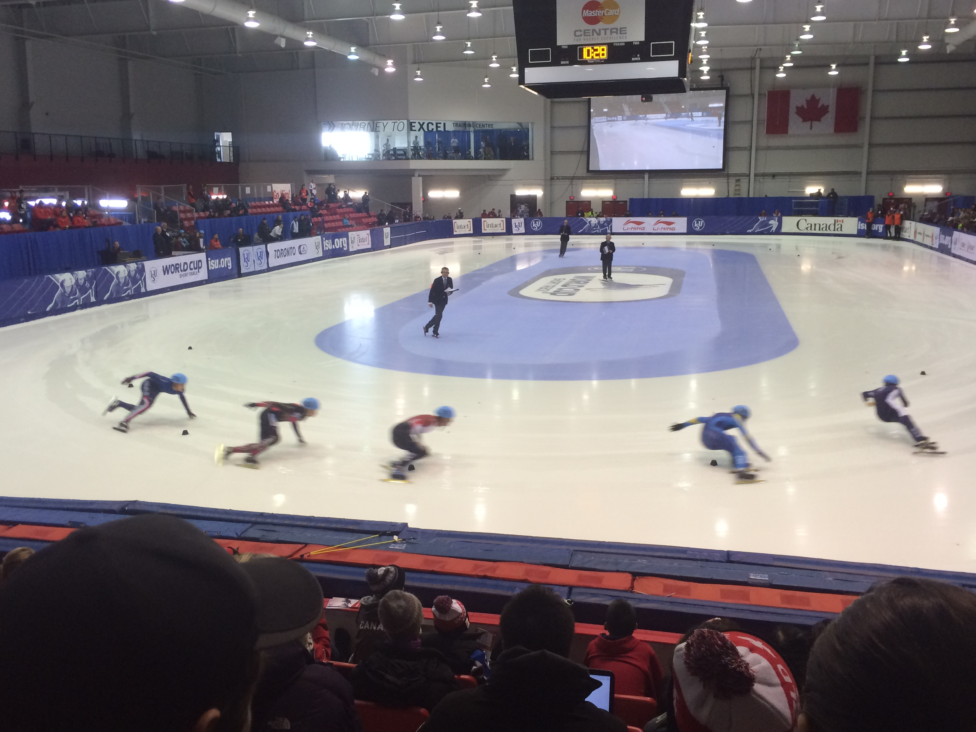 Speed Skating world cup