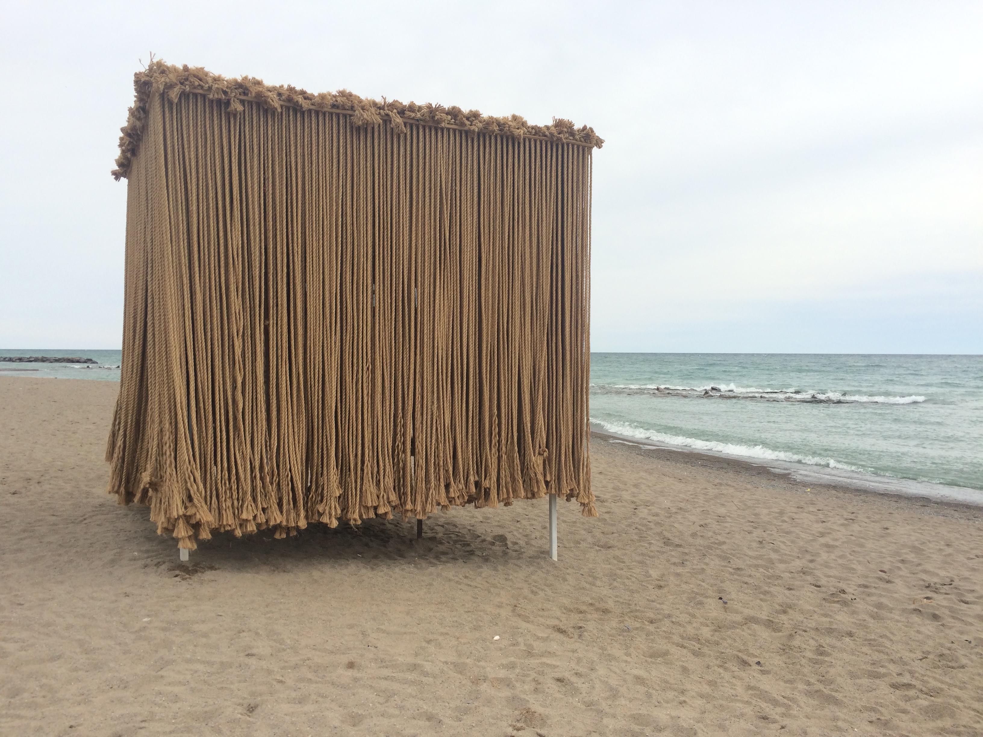 Art by the beach