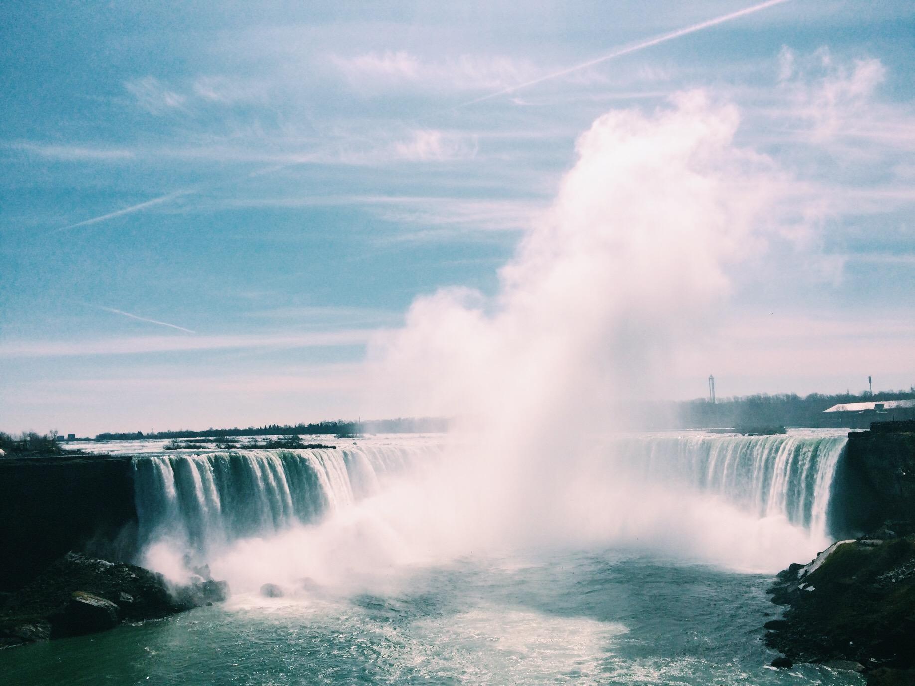 Easter at Niagara Falls