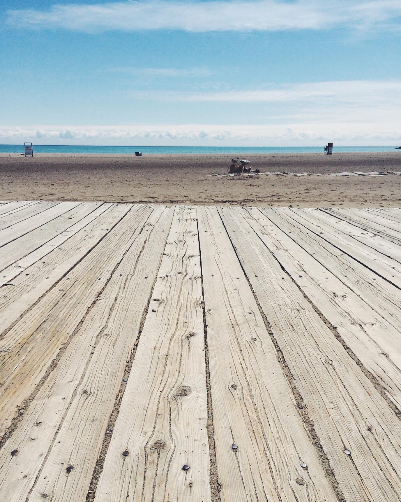 Boardwalk-ing